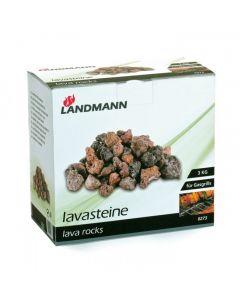 Landmann 0273 3kg Lava Rock Bag