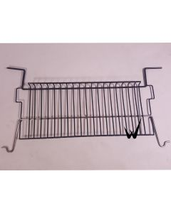Genuine Outback wire warming rack to fit 2 burner hooded BBQ's
