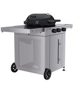 OutdoorChef Arosa 570 54cm Premium Steel Gas BBQ