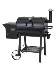 Lifestyle Big Horn Pellet BBQ Smoker