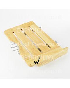 Outback PC2LHSIDE Left Hand Side Shelf Assembly fits Omega Charcoal