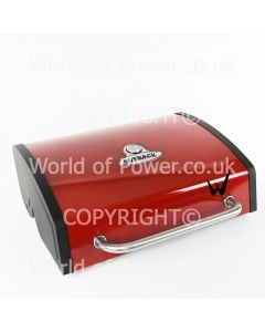 Outback replacement red hood for Meteor 4 burner 2013 onwards