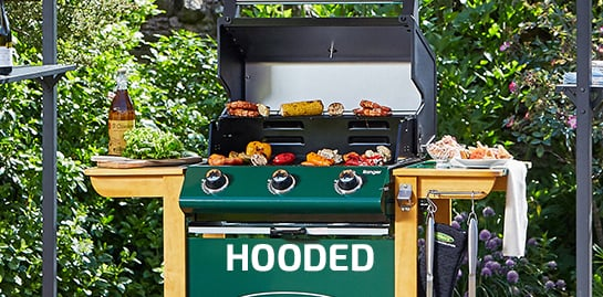 Hooded BBQ's